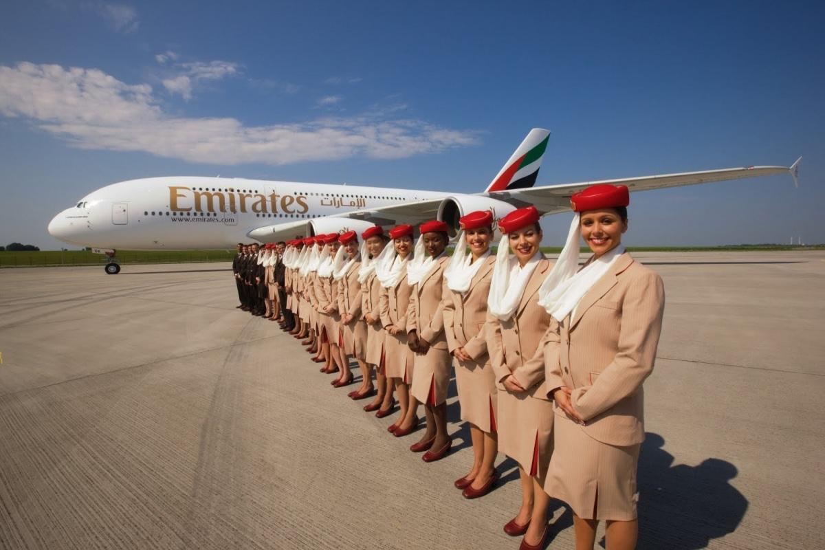 emirates 1 - Выгодна ли кредитная карта All Airlines от Тинькофф банка?