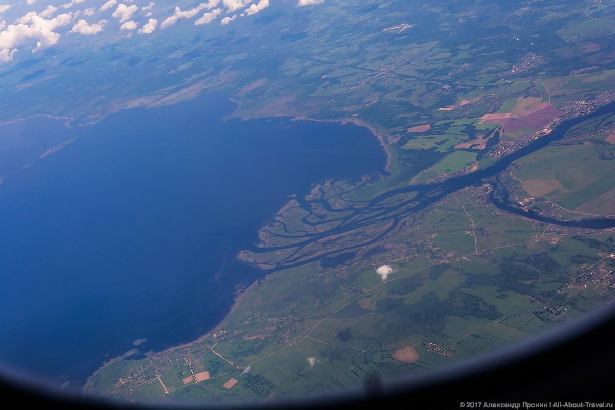 11.Pscow Lake - Перелет из Челябинска в Нью-Йорк