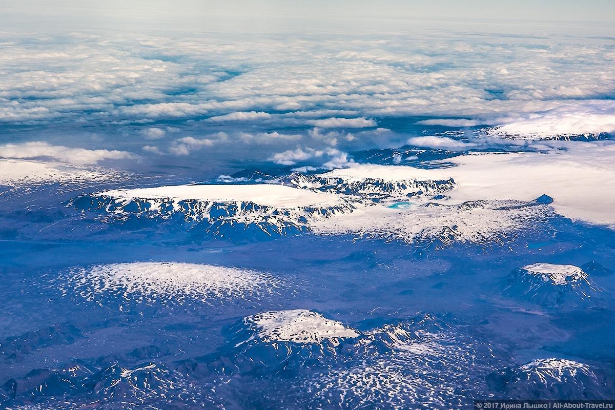 13.Island - Перелет из Челябинска в Нью-Йорк