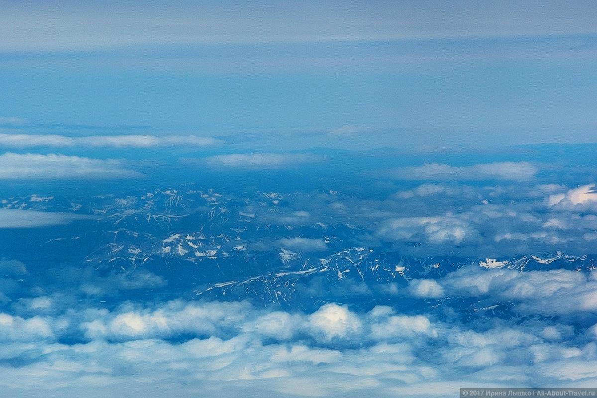 16.Greenland - Перелет из Челябинска в Нью-Йорк