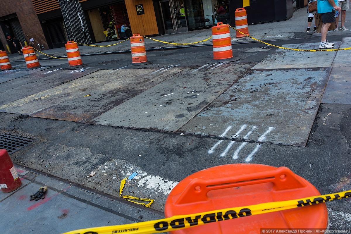 22 Roads New York - Первый раз в Нью-Йорке: Таймс-Сквер, Центральный парк и Чайнатаун