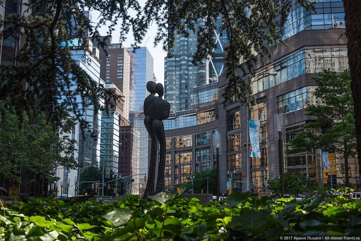 25 New York - Первый раз в Нью-Йорке: Таймс-Сквер, Центральный парк и Чайнатаун