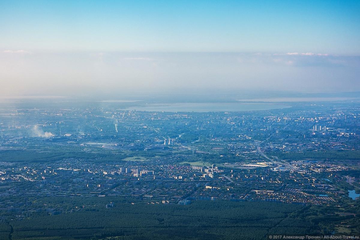 4.Chelybinsk - Перелет из Челябинска в Нью-Йорк