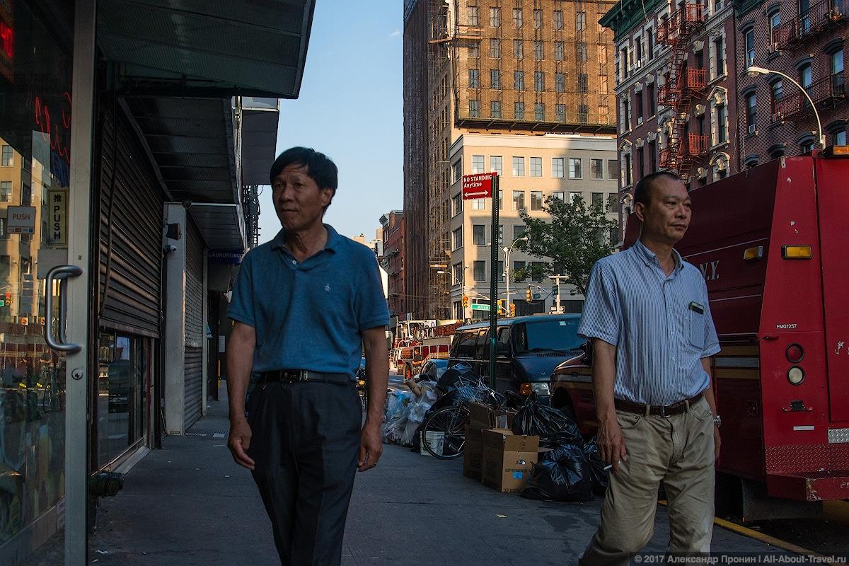 47 Chinatown New York - Первый раз в Нью-Йорке: Таймс-Сквер, Центральный парк и Чайнатаун