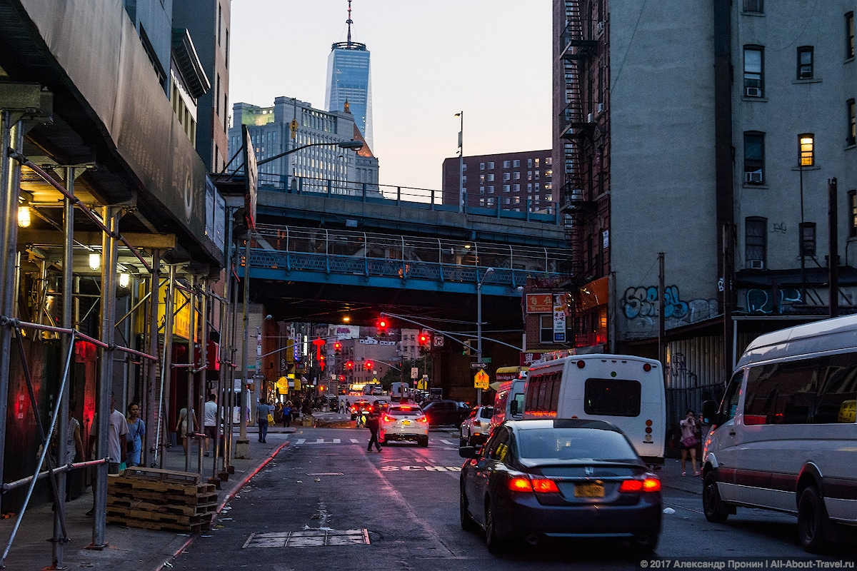 58 Chinatown New York - Первый раз в Нью-Йорке: Таймс-Сквер, Центральный парк и Чайнатаун