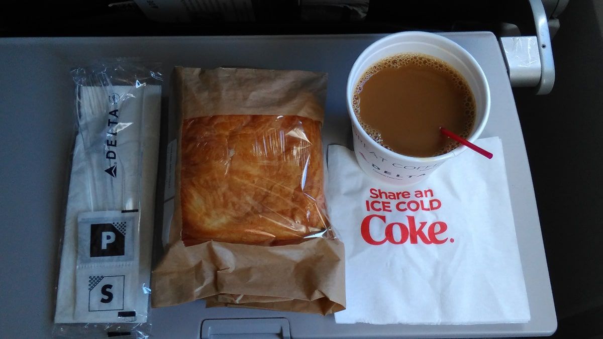 Food Delta - Пора валить в Лос-Анджелес! ... а потом в Лас-Вегас!