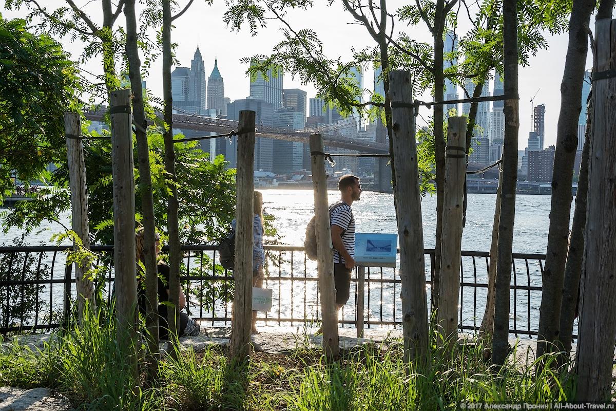 New York day 4 38 - Последние часы в Нью-Йорке: Бруклинский мост