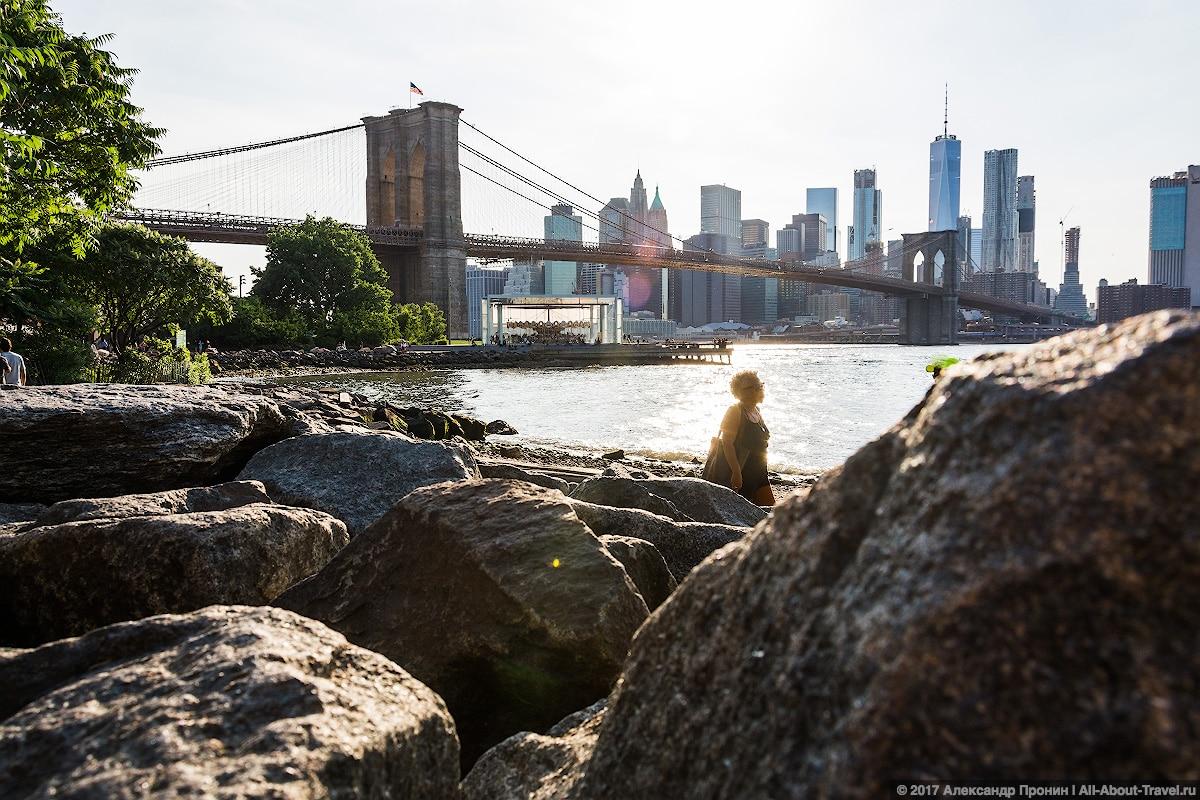 New York day 4 40 - Последние часы в Нью-Йорке: Бруклинский мост