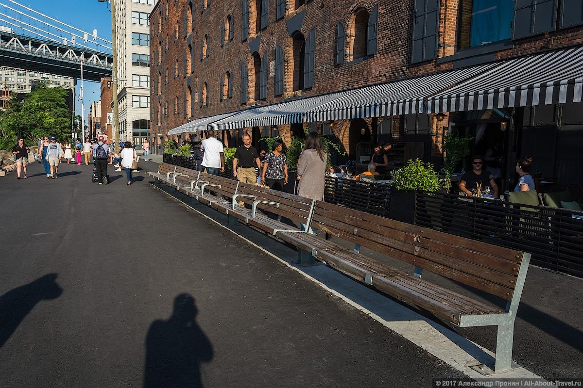 New York day 4 43 - Последние часы в Нью-Йорке: Бруклинский мост