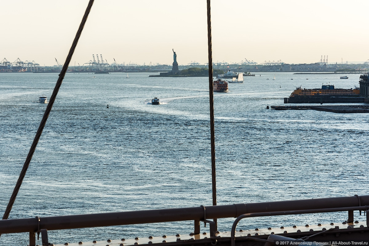 New York day 4 53 - Последние часы в Нью-Йорке: Бруклинский мост