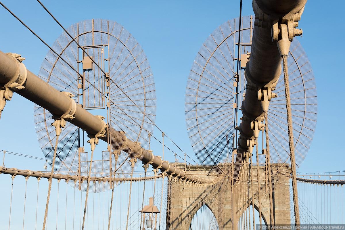 New York day 4 58 - Последние часы в Нью-Йорке: Бруклинский мост