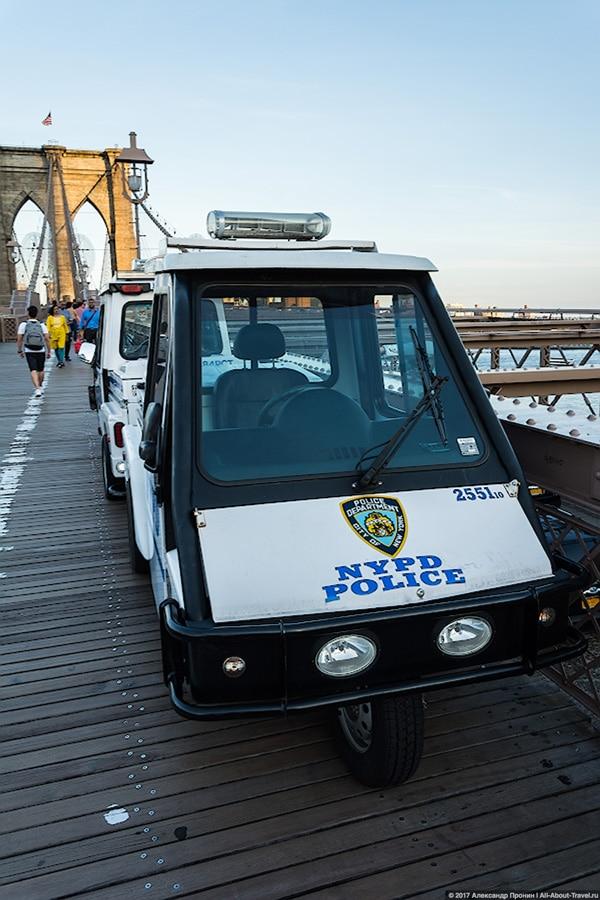 New York day 4 63 - Последние часы в Нью-Йорке: Бруклинский мост