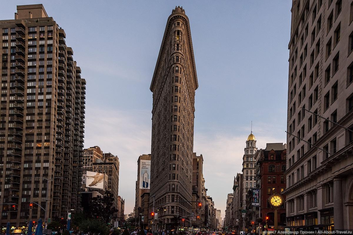 New York day 4 67 - Последние часы в Нью-Йорке: Бруклинский мост