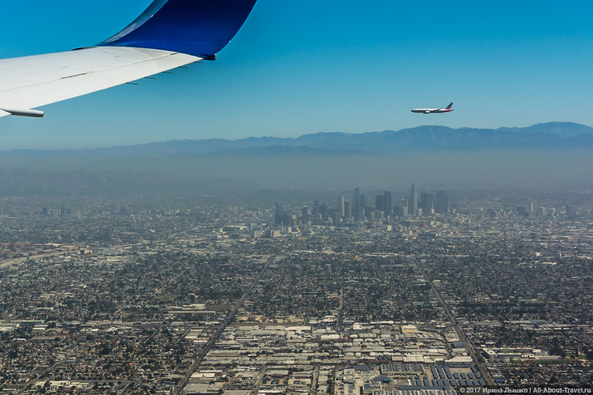New York LA Las Vegas 16 - Пора валить в Лос-Анджелес! ... а потом в Лас-Вегас!