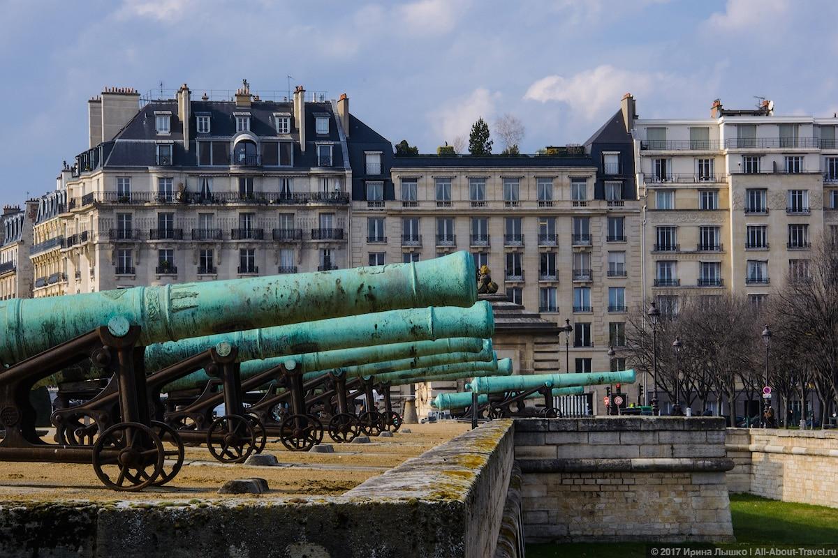 Paris 11 - Галопом по Европам, или как успеть посмотреть Париж за сутки