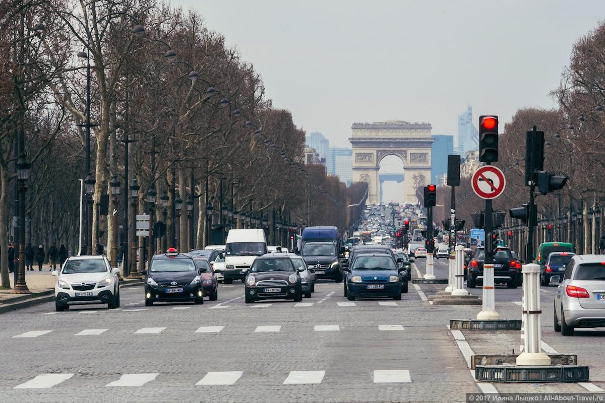 Paris 13 - Галопом по Европам, или как успеть посмотреть Париж за сутки