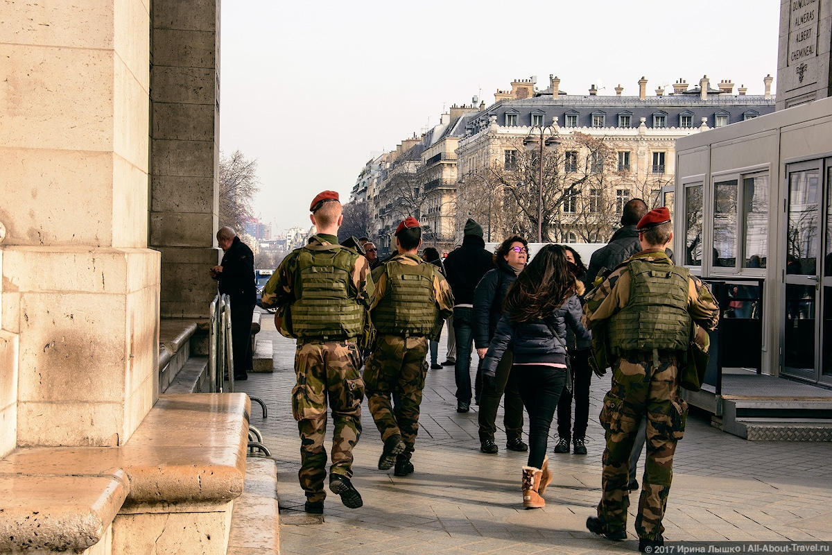 Paris 2 - Галопом по Европам, или как успеть посмотреть Париж за сутки