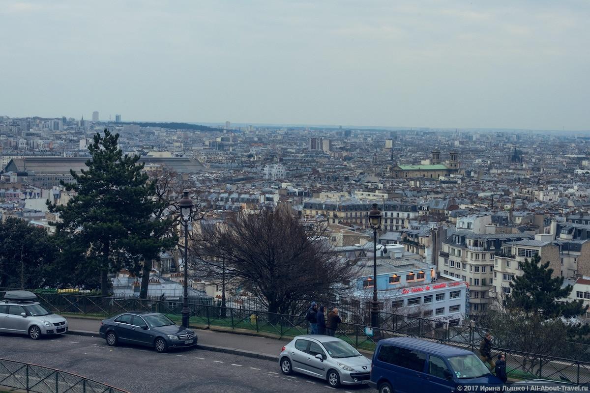 Paris 21 - Галопом по Европам, или как успеть посмотреть Париж за сутки