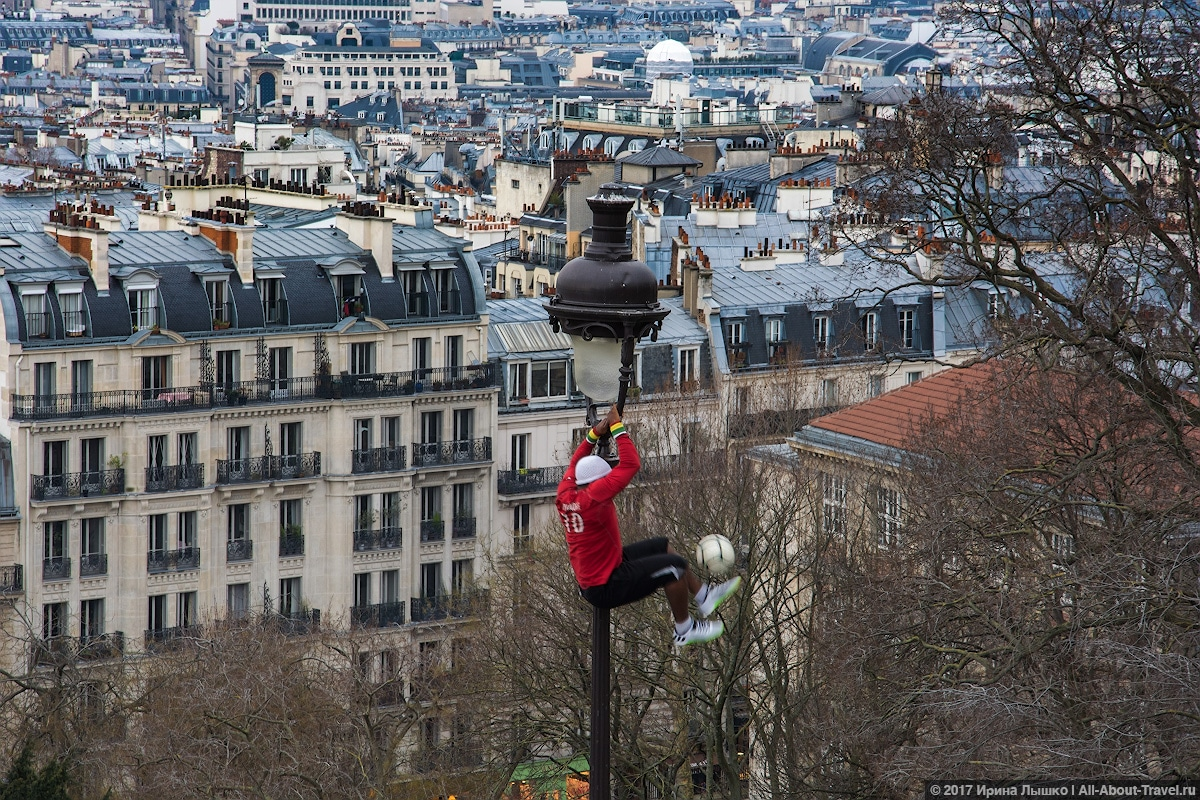 Paris 23 - Галопом по Европам, или как успеть посмотреть Париж за сутки