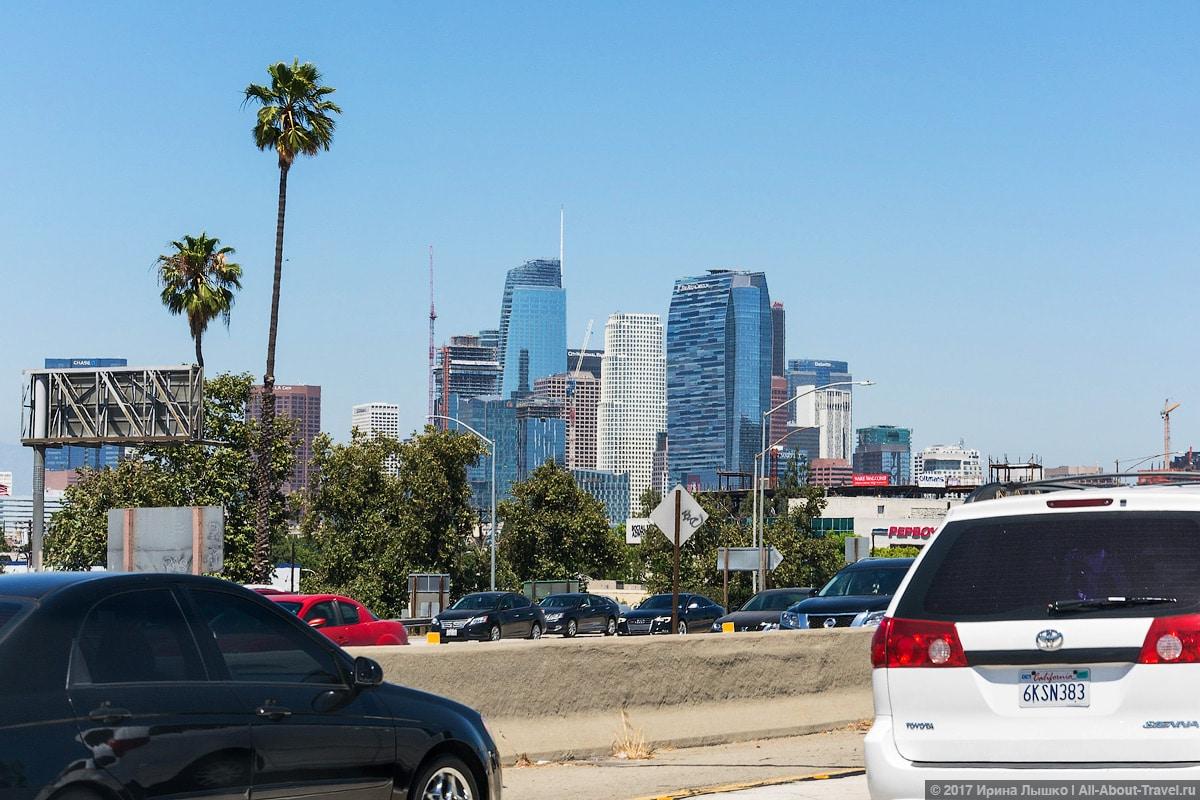 New York LA Las Vegas 19 - Вождение в США - Основные особенности американских ПДД
