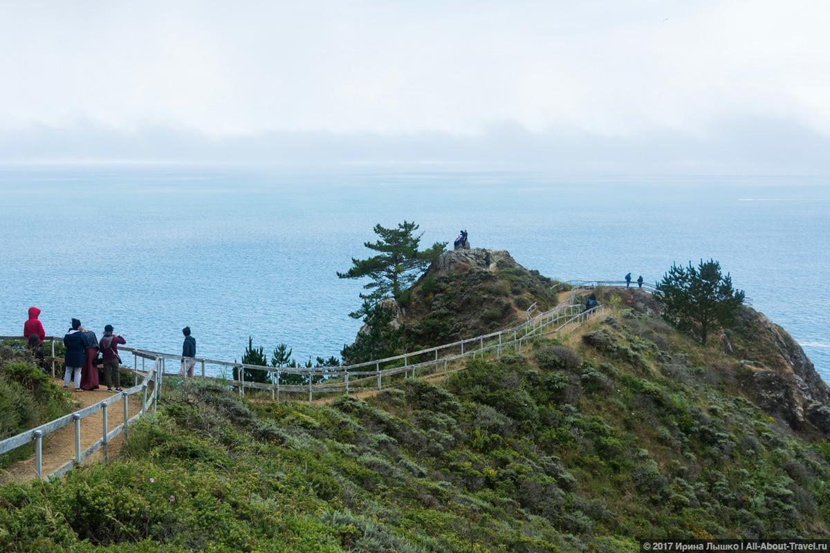 San Frantsisko Fort Ross 12 - Едем в Форт-Росс - колонию Российской империи в США