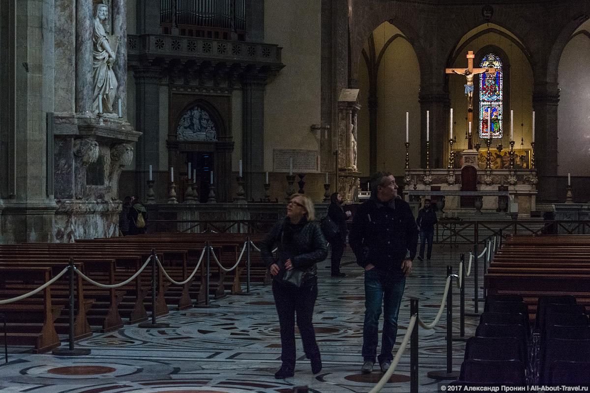 Florentsiya 2 18 - Флорентийская прогулка по Санта-Мария-дель-Фьоре