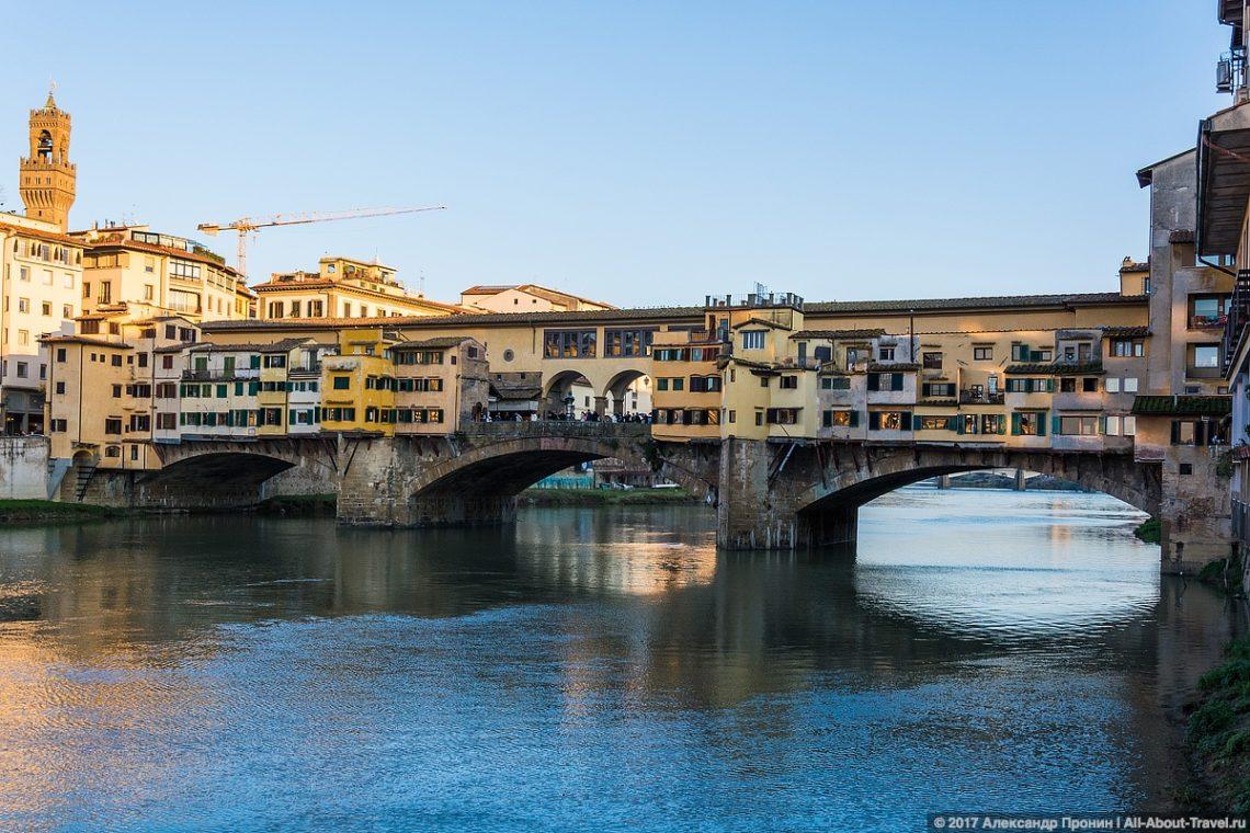 Флоренция, Понте-Веккьо