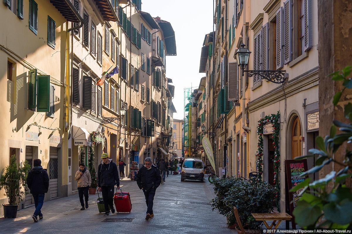 Florentsiya 2 4 - Флорентийская прогулка по Санта-Мария-дель-Фьоре