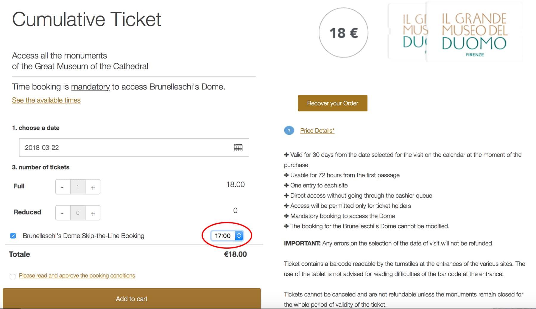 Kupit bilety na kupol Santa Mariya del Fore - Флорентийская прогулка по Санта-Мария-дель-Фьоре
