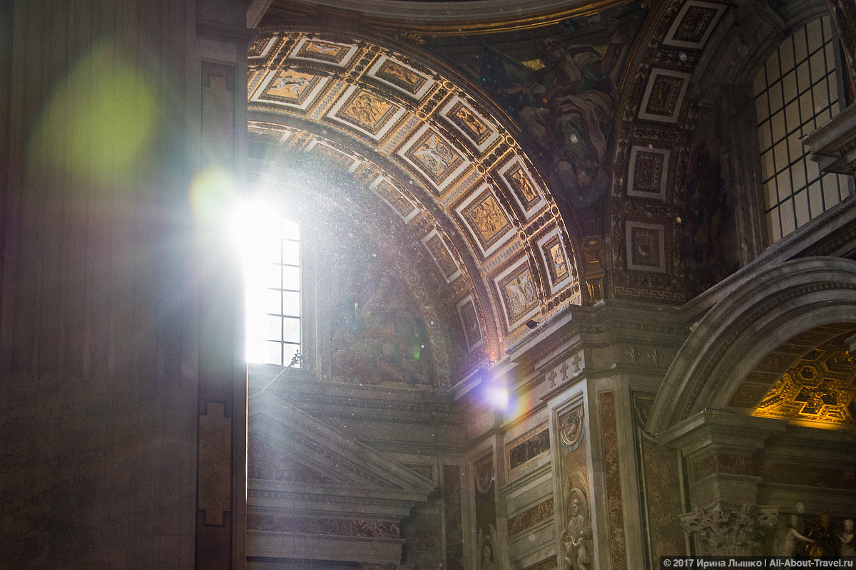 Rim Vatikan 19 - Маленький Ватикан в большом Риме