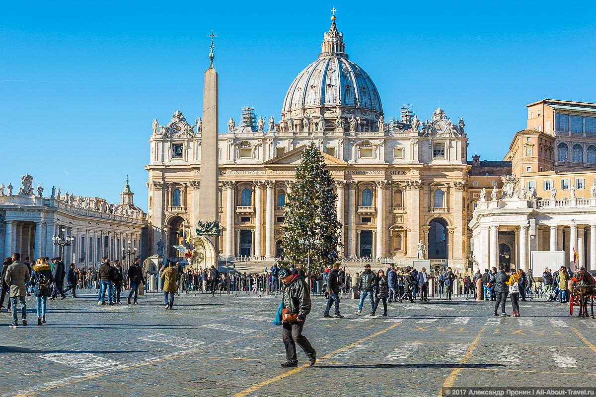 Rim Vatikan 2 - Маленький Ватикан в большом Риме