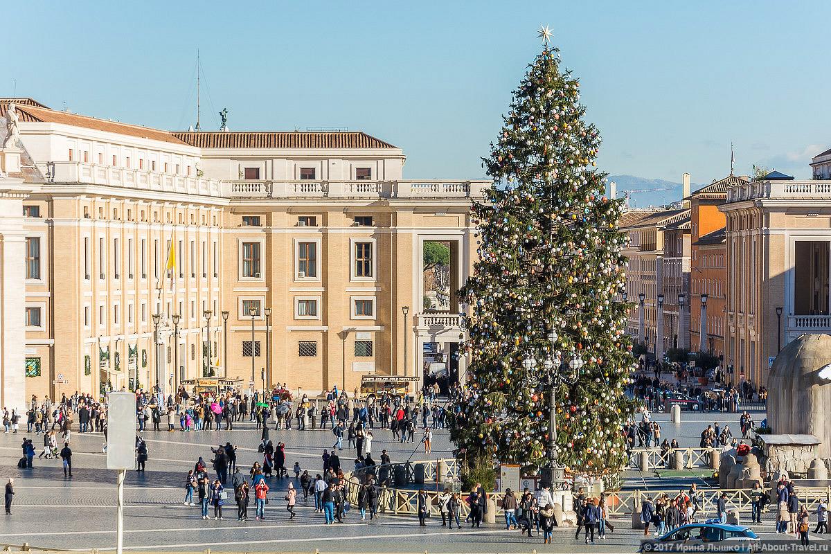Rim Vatikan 23 - Маленький Ватикан в большом Риме
