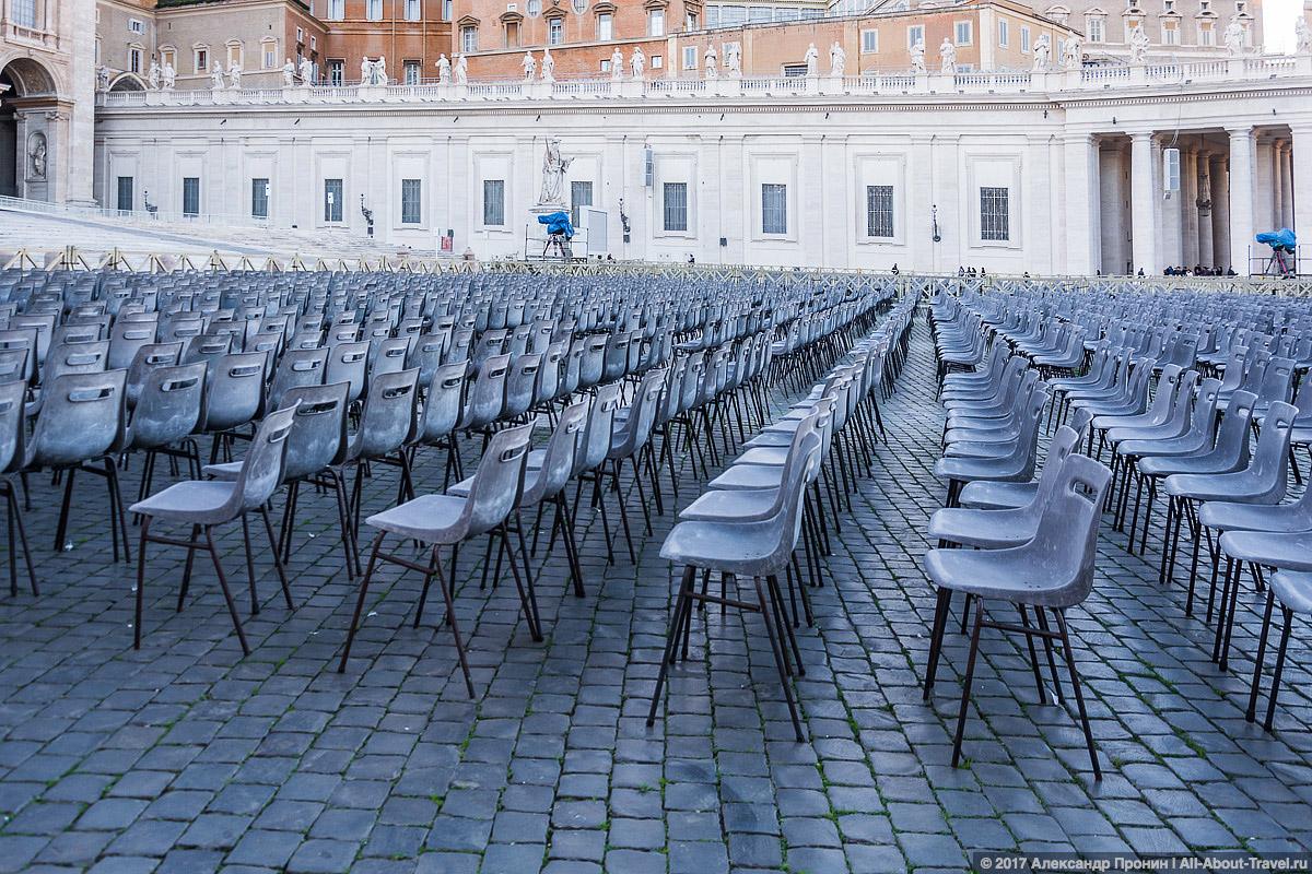 Rim Vatikan 36 - Маленький Ватикан в большом Риме