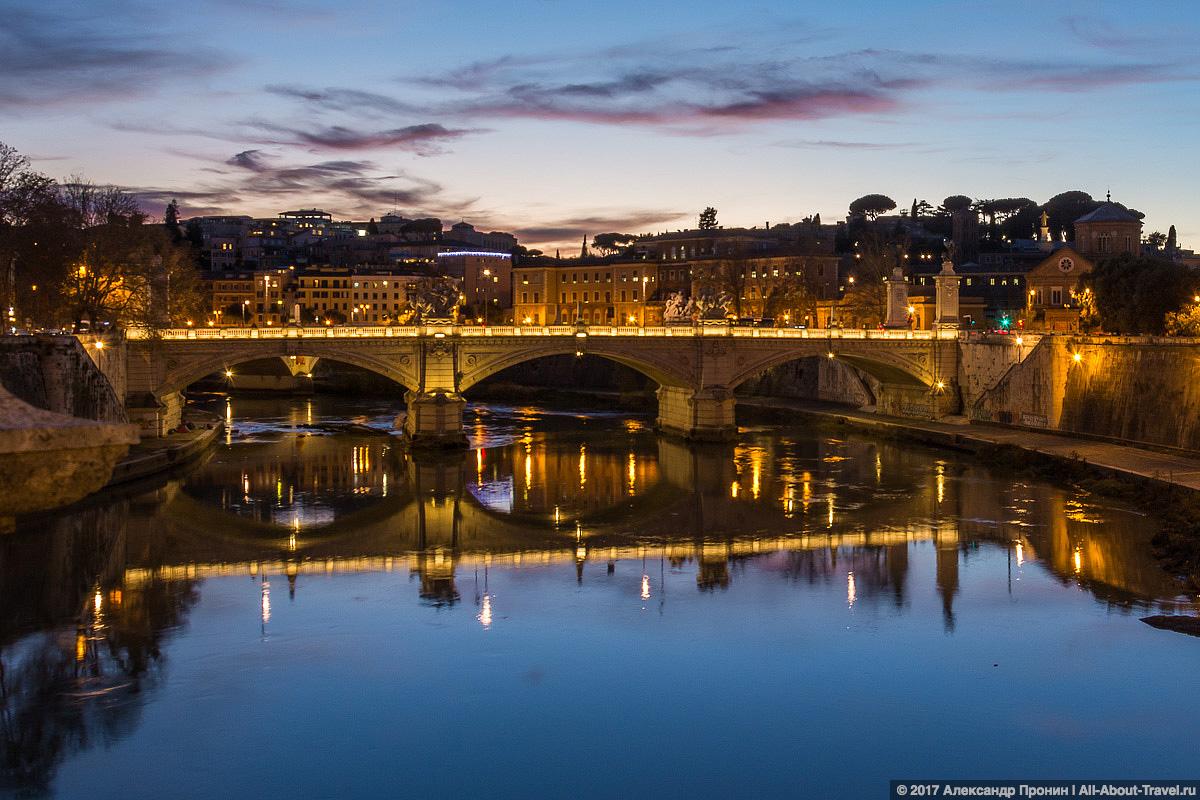 Rim Vatikan 41 - Маленький Ватикан в большом Риме