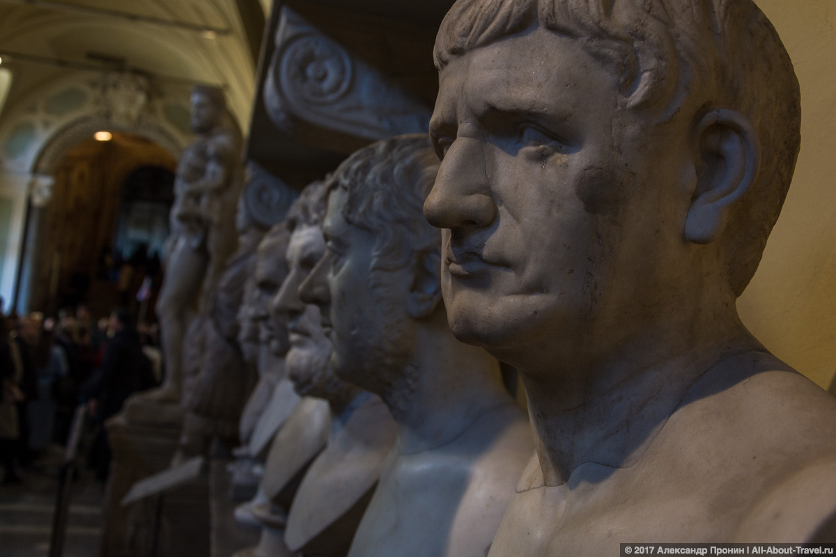 Rim Vatikan 6 - Маленький Ватикан в большом Риме