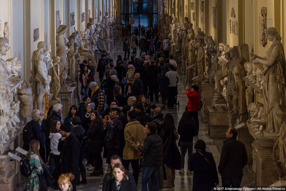 Rim Vatikan 7 - Маленький Ватикан в большом Риме