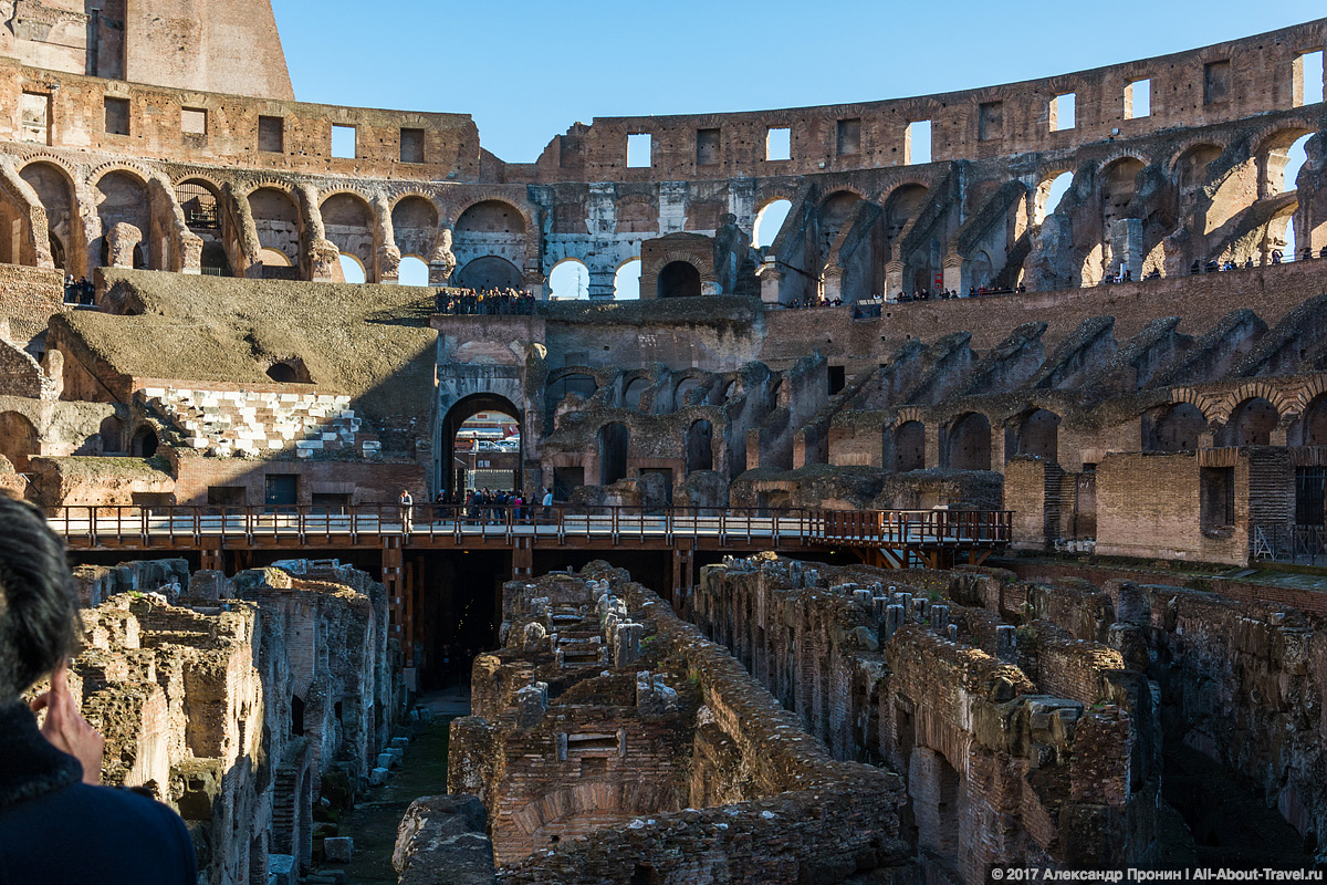 Rim 2 15 - Античный Рим, Колизей и Римский Форум