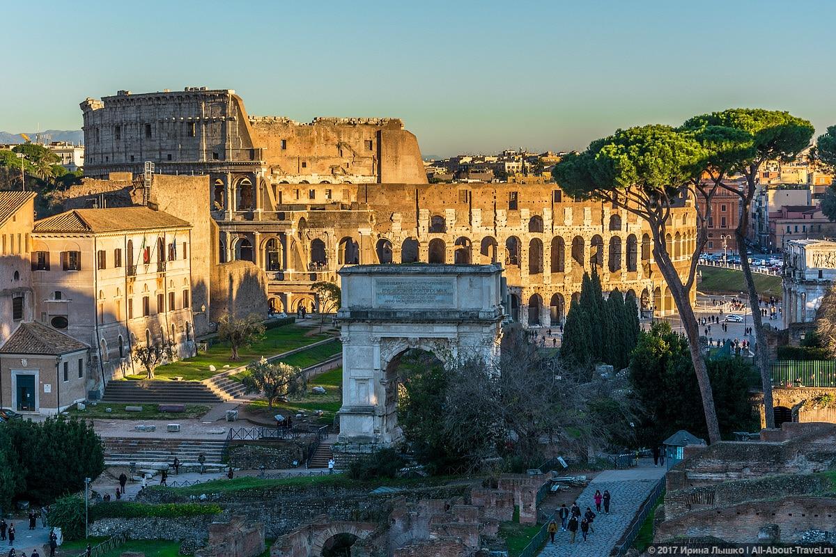 Rim 2 22 - Поездка из Флоренции в Рим за 4 часа