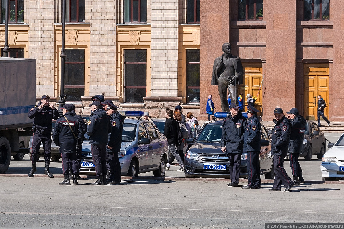 "CHelyabinsk Protesty 1 - Митинг ""Он нам не царь"" в Челябинске - Как проходят акции протеста на Урале?"