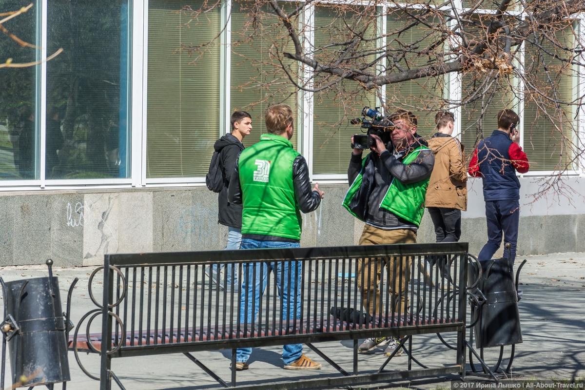 "CHelyabinsk Protesty 17 - Митинг ""Он нам не царь"" в Челябинске - Как проходят акции протеста на Урале?"