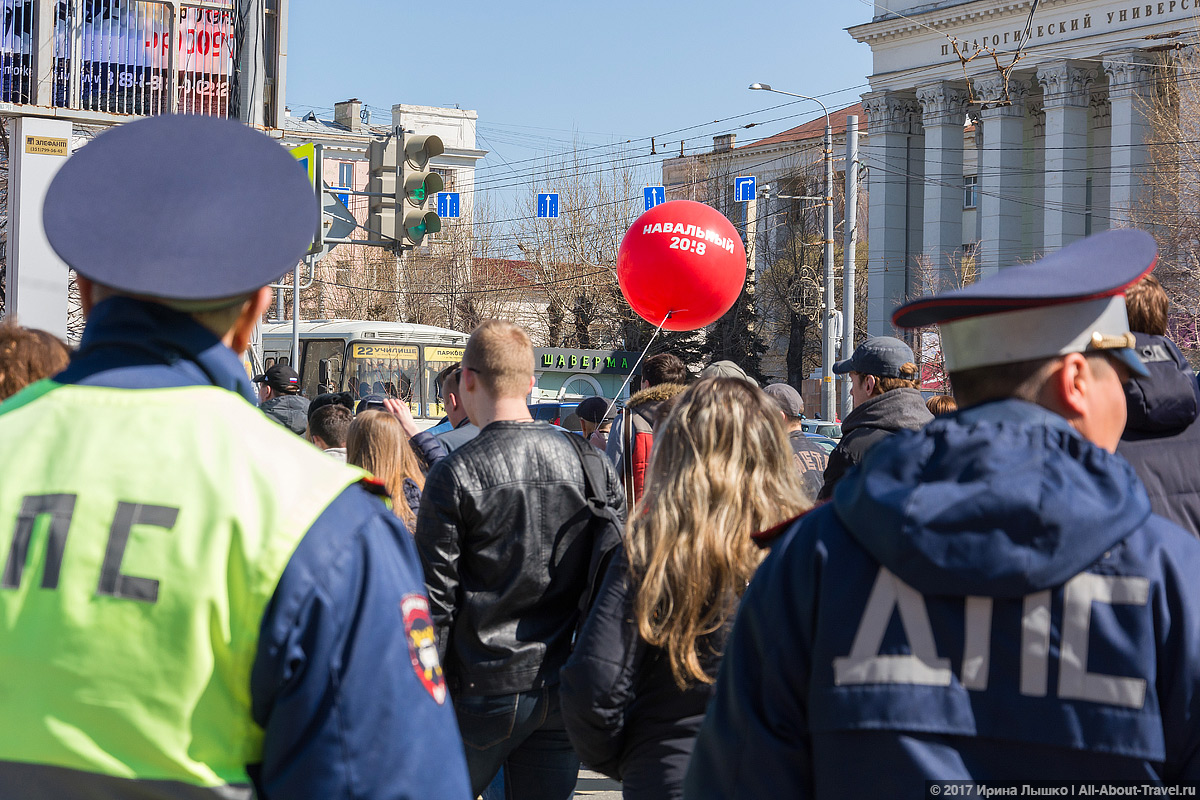 "CHelyabinsk Protesty 22 - Митинг ""Он нам не царь"" в Челябинске - Как проходят акции протеста на Урале?"