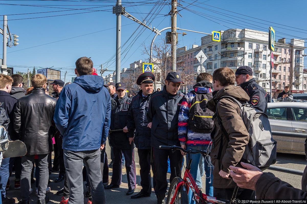 "CHelyabinsk Protesty 25 - Митинг ""Он нам не царь"" в Челябинске - Как проходят акции протеста на Урале?"
