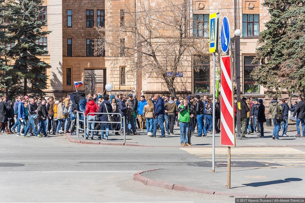 "CHelyabinsk Protesty 3 - Митинг ""Он нам не царь"" в Челябинске - Как проходят акции протеста на Урале?"