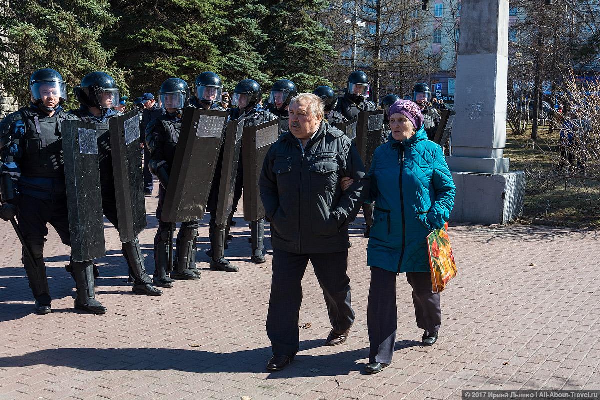 "CHelyabinsk Protesty 35 - Митинг ""Он нам не царь"" в Челябинске - Как проходят акции протеста на Урале?"