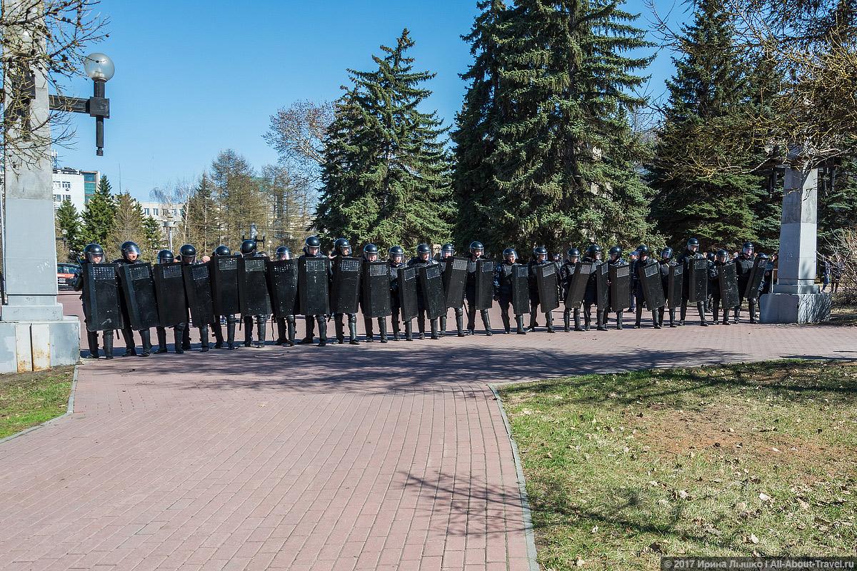 "CHelyabinsk Protesty 36 - Митинг ""Он нам не царь"" в Челябинске - Как проходят акции протеста на Урале?"