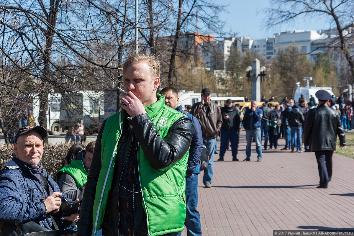"CHelyabinsk Protesty 39 - Митинг ""Он нам не царь"" в Челябинске - Как проходят акции протеста на Урале?"