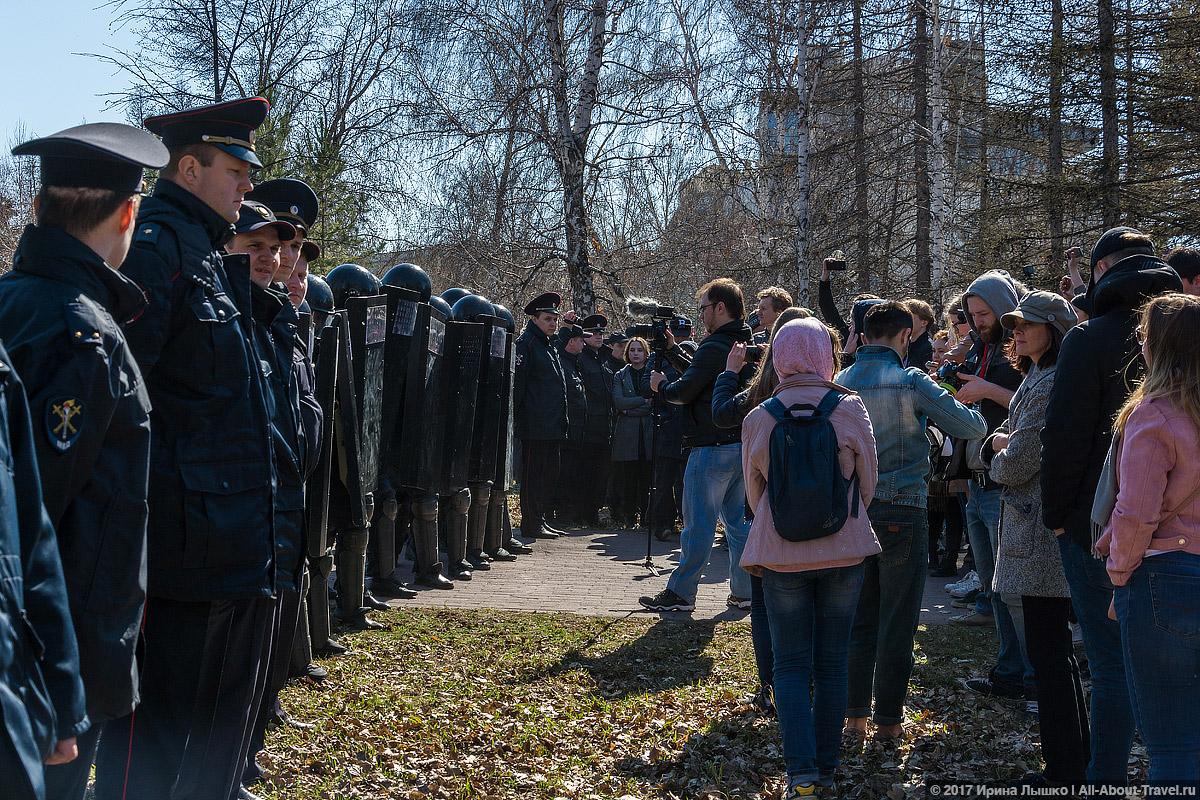 "CHelyabinsk Protesty 44 - Митинг ""Он нам не царь"" в Челябинске - Как проходят акции протеста на Урале?"