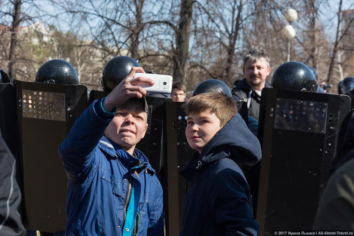 "CHelyabinsk Protesty 45 - Митинг ""Он нам не царь"" в Челябинске - Как проходят акции протеста на Урале?"