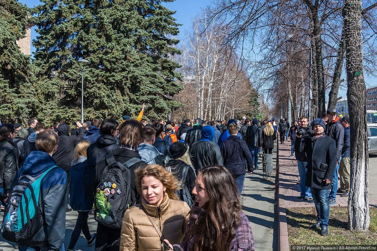 "CHelyabinsk Protesty 5 - Митинг ""Он нам не царь"" в Челябинске - Как проходят акции протеста на Урале?"