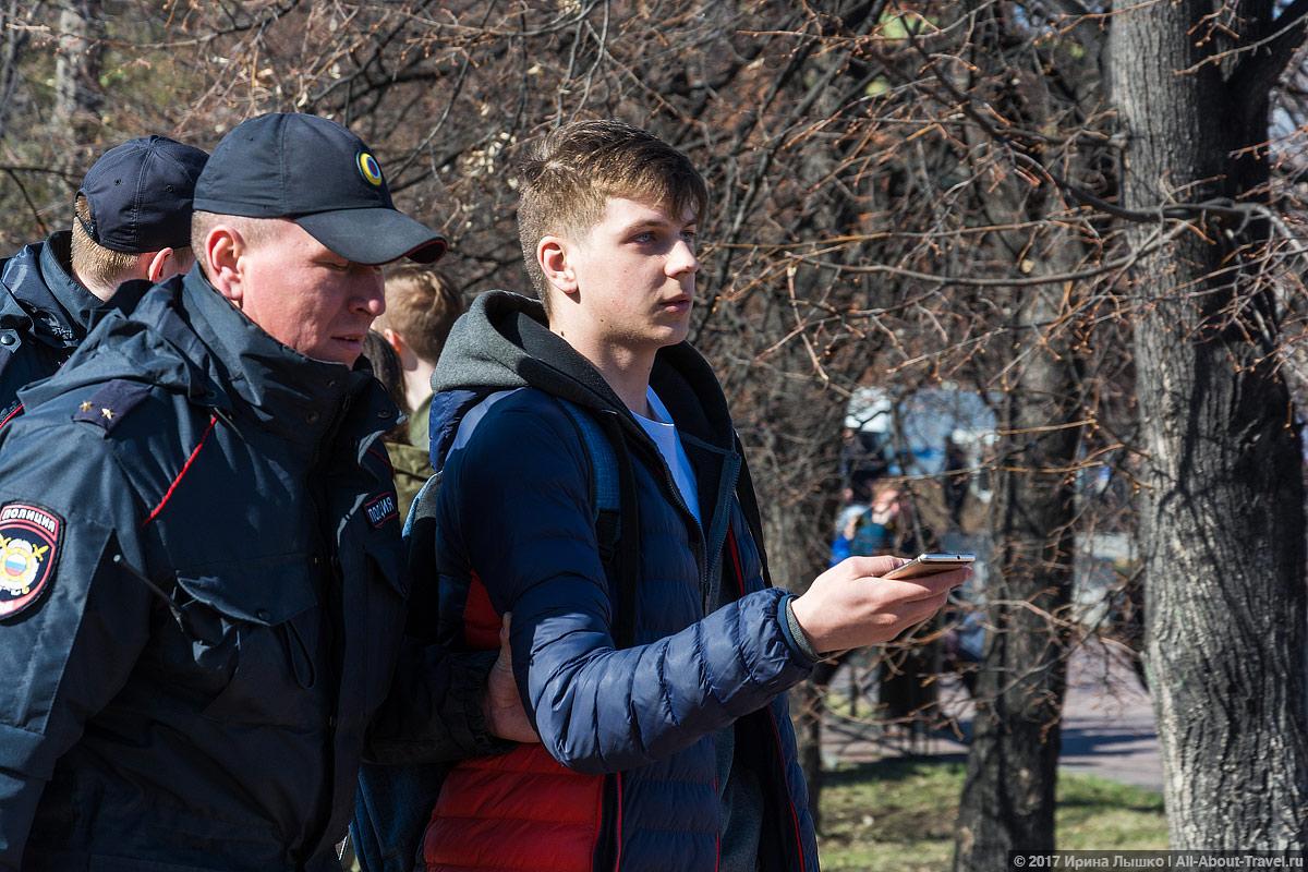 "CHelyabinsk Protesty 56 - Митинг ""Он нам не царь"" в Челябинске - Как проходят акции протеста на Урале?"